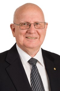 Professor John McAuliffe AM